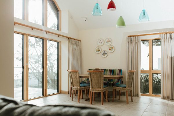 ideal combi windows in a new thurlestone beach house by south devon architects andrew lethbridge associates