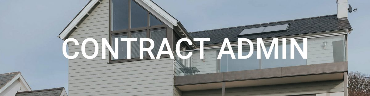 contract administration and site inspection by andrew lethbridge associates south devon architects