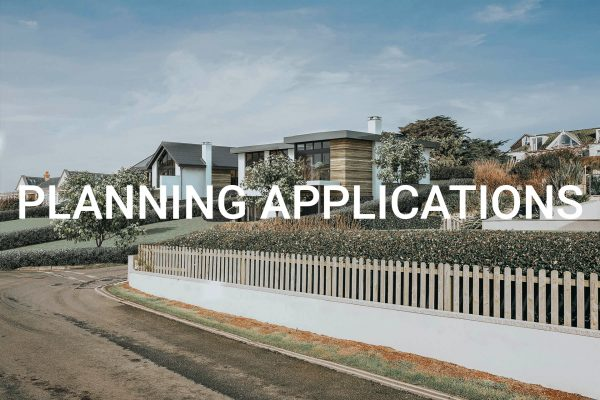 Planning Applications by South Devon Architects Andrew Lethbridge Associates