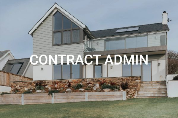 Contract Administration and Site Inspection by South Devon Architects Andrew Lethbridge Associates
